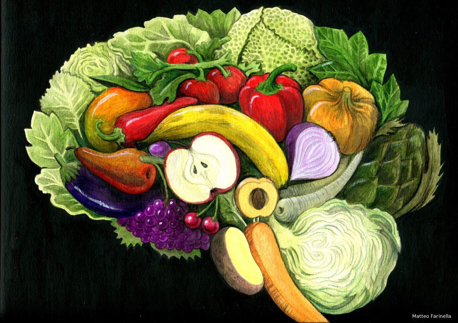 Gli effetti protettivi della dieta chetogenica sul cervello