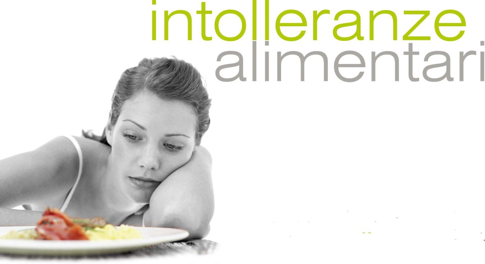 Intolleranze alimentari: allergie non allergiche