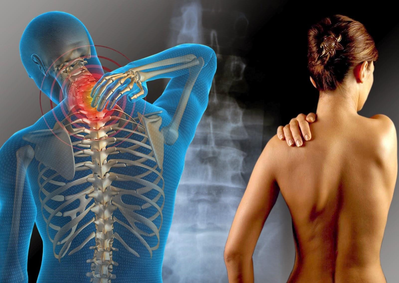 Stop al dolore con l'osteopatia!