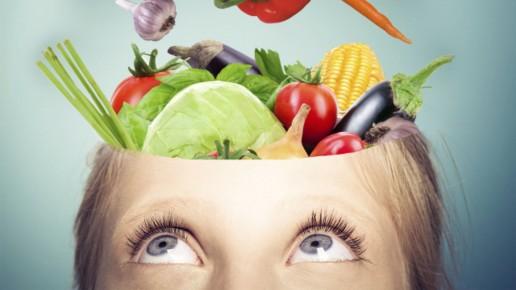 alimentazione cervello