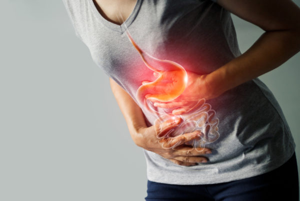 gastrite e la salute dello stomaco