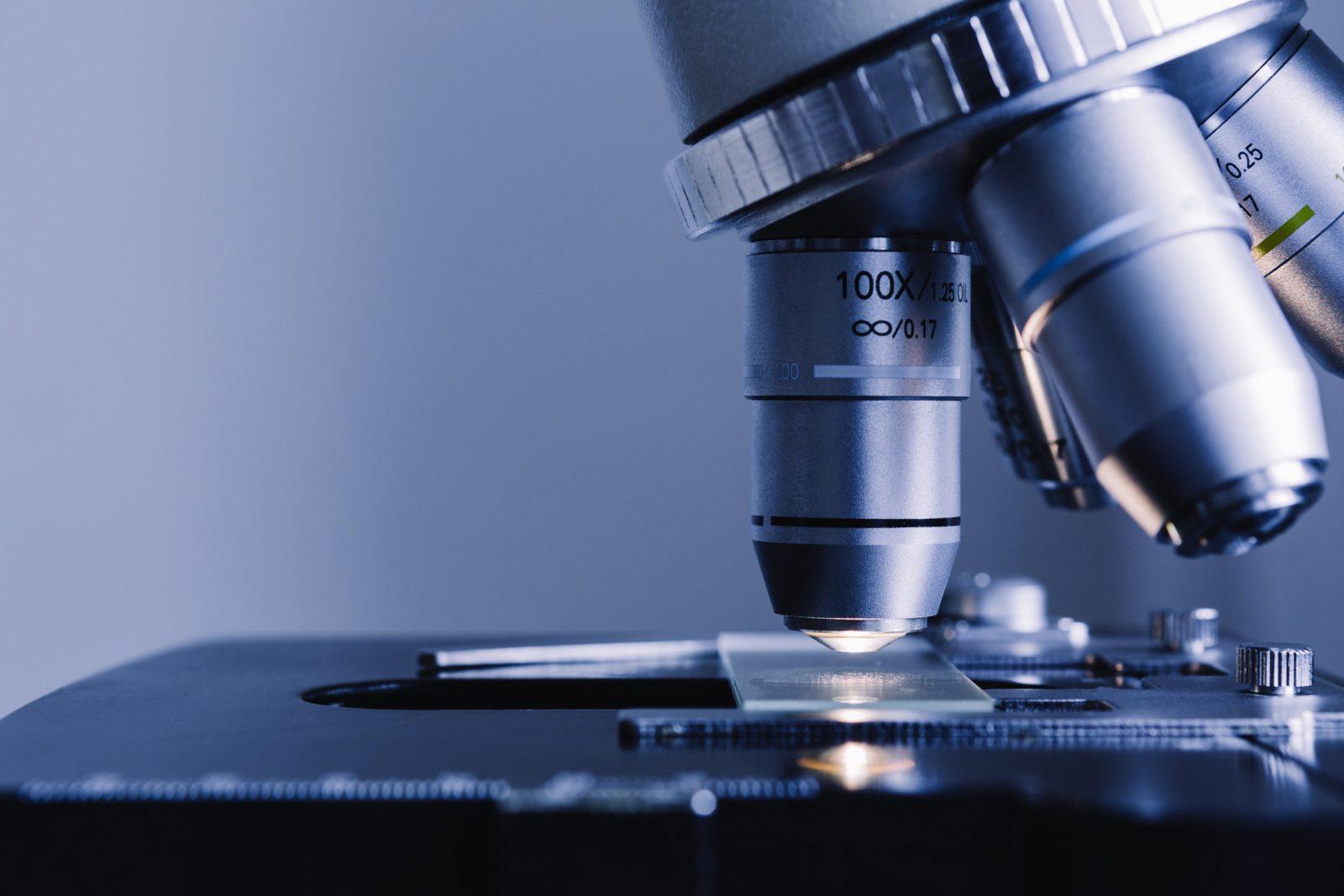Microscopia in campo oscuro