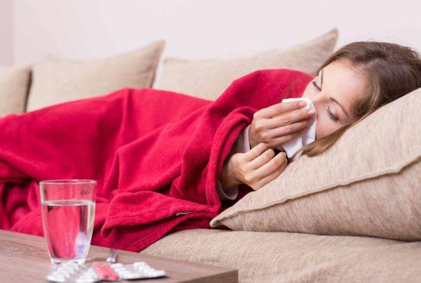 riattivazione virale e stanchezza cronica